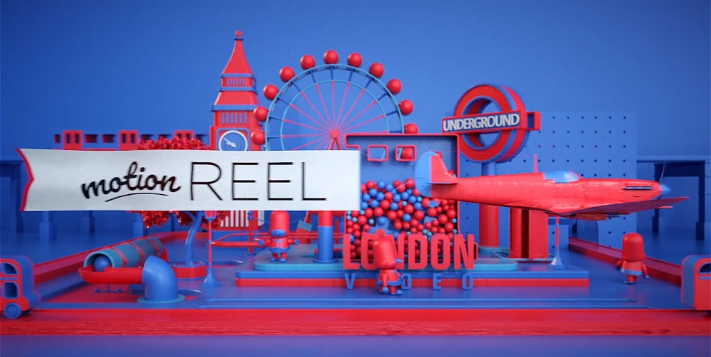 London Video - Motion Reel 2018